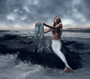 Levis Jeans Mermaid